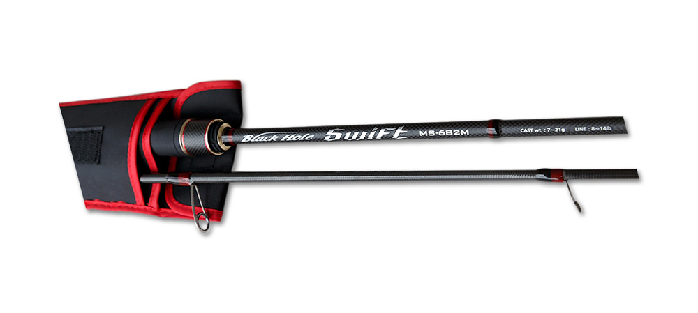 Спиннинг Black Hole SWIFT MCF-662L 1.98 (2-10) casting