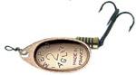 Блесна вращающаяся Mepps Aglia Copper 3, 6.5 гр