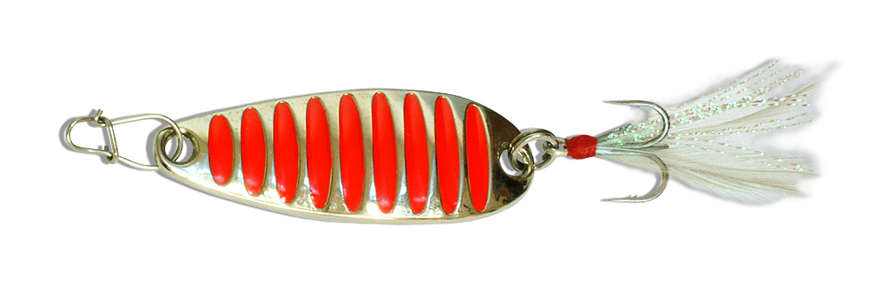 Блесна Kosadaka CURVE Silver 34 мм, 2 гр