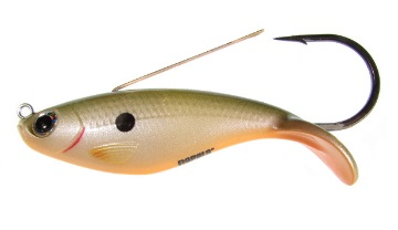 Блесна - незацепляйка Rapala WSD 8см, 16гр. цвет RFSH