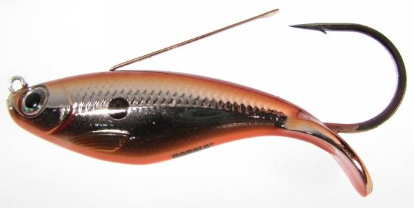 Блесна - незацепляйка Rapala WSD 8см, 16гр. цвет SBR