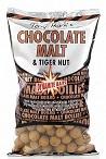Бойлы плавающие Dynamite Baits 20 мм Chocolate Malt & Tigernut 2,5 кг
