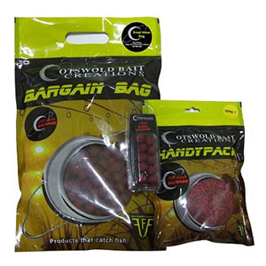 COTSWOLD BAITS  Прикормочный набор Session Bargain Bag - Monster Crab CB0545