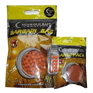 COTSWOLD BAITS  Прикормочный набор Session Bargain Bag - Scopex CB0546