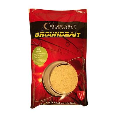 COTSWOLD BAITS  Прикормка  BIG Fish Groundbait  1.5кг CB0537