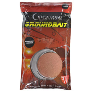 COTSWOLD BAITS  Прикормка Bloodworm Stick Mix 900g bag CB0435