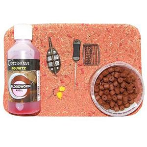 COTSWOLD BAITS  Прикормочный набор  Method Mix Kit - Bloodworm CB0516
