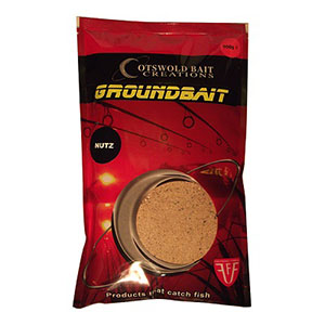 COTSWOLD BAITS  Прикормка Nutz Groundbait 900g CB0133
