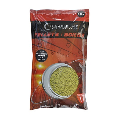 COTSWOLD BAITS  Пелетс Betaine GLM Fast Breakdown Pellets 6mm, 900g CB0434