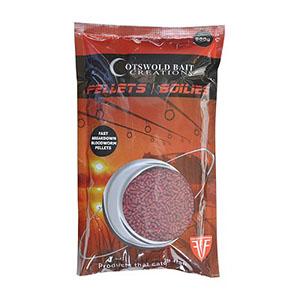 COTSWOLD BAITS  Пелетс Bloodworm Fast Breakdown Pellets 6mm, 900g CB0433