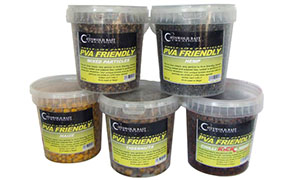 COTSWOLD BAITS  Консервированная приманка PVA Friendly Mixed Particles 1,2L CB0121