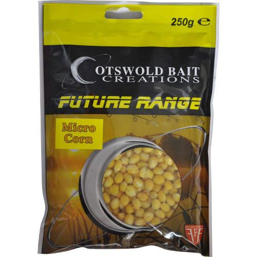 COTSWOLD BAITS  Консервированная кукуруза Shelf Life Natural Micro Corn 250g CB0257