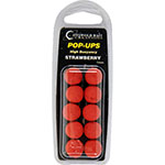 COTSWOLD BAITS  Бойли плавающие FUTURE Strawberry Pop-Up Reg 15mm, 10шт BP0019