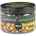 COTSWOLD BAITS  Бойли плавающие FUTURE Tigernut Pop-Up Brown 10mm, 15mm & Dumbells 150ml FB121