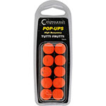 COTSWOLD BAITS  Бойли плавающие FUTURE Tutti Fruity Pop-Up Orange 15mm, 10шт BP0018