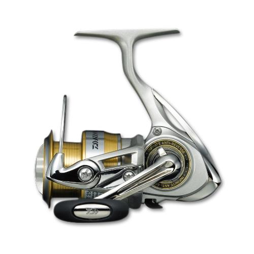 Катушка безынерционная DAIWA Crest 4000 (2012)