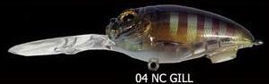 Воблер Megabass MD-X Cyclone F (nc gill)