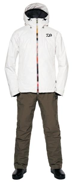 Костюм утеплённый непромокаемый дышащий DAIWA DW-3302 MIST XL / 895095
