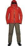 Костюм утеплённый непромокаемый дышащий DAIWA DW-3302 RED 2XL / 895170