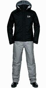 Костюм утеплённый непромокаемый дышащий DAIWA DW-3502 BLACK 2XL / 895378