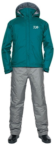 Костюм утеплённый непромокаемый дышащий DAIWA DW-3502 G TOPAZ XL / 895415