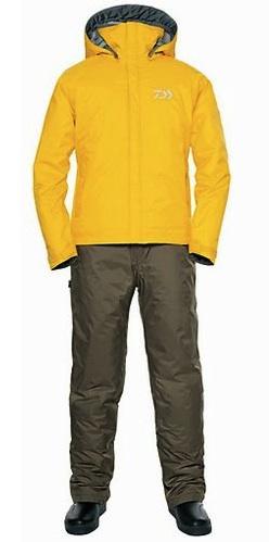 Костюм утеплённый непромокаемый дышащий DAIWA DW-3502 SAFFRON L / 895453