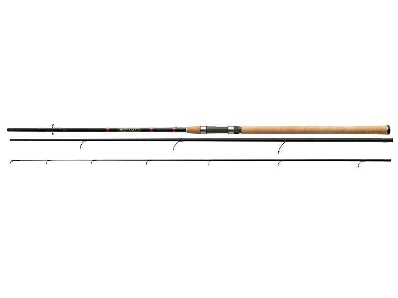 Удилище матчевое DAIWA Heartland Sbirolino Trout HLT 1303 MHRS (длина 3.90м, тест 10-35гр.)
