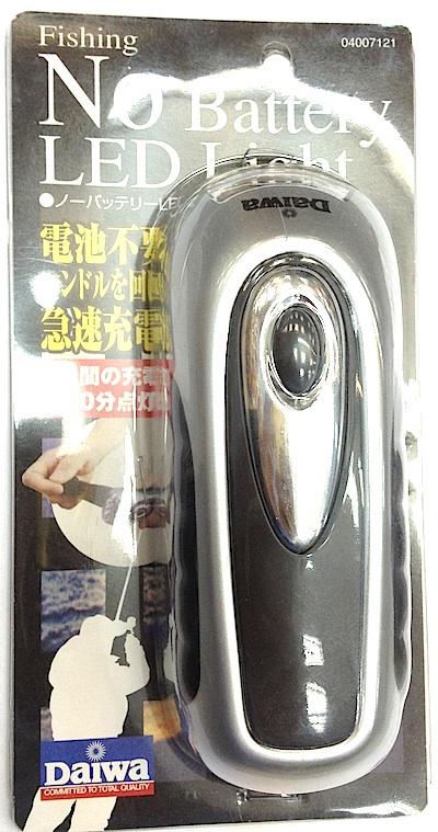Фонарь DAIWA No Battery LED Light (7121)