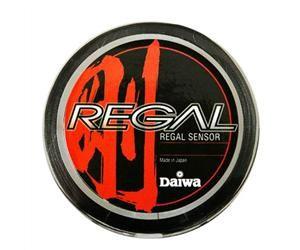 Плетеная леска DAIWA Regal Sensor -  5kg - 0.188мм - 150м (зелёная)