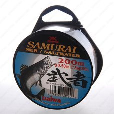 Монолеска DAIWA Samurai Saltwater 0,50 мм ( 200м )