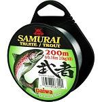 Монолеска DAIWA Samurai Trout 0,16 мм ( 200м )