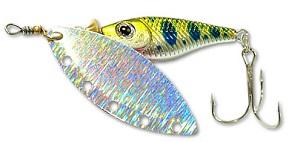 Блесна вращающаяся DAIWA Silver Creek Spinner R 1090 / Holo Yamame (0210)