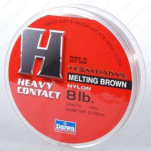 Монолеска DAIWA TD Line Heavy Contact MB  8 Lb (0.235мм) - 100м
