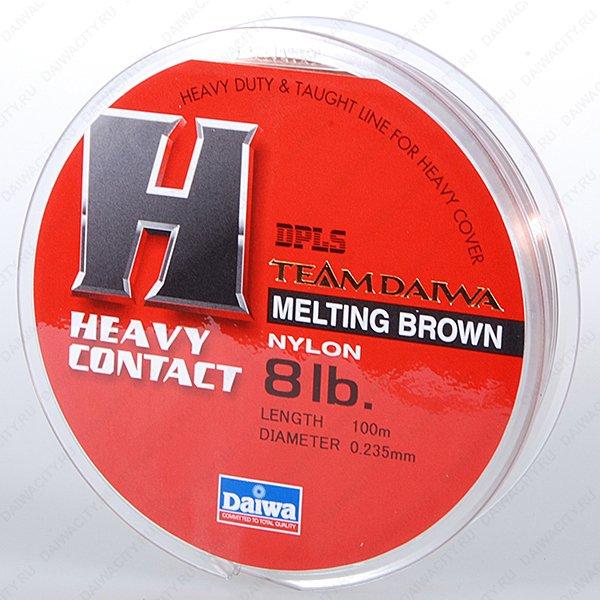 Монолеска DAIWA TD Line Heavy Contact MB 16 Lb (0.340мм) - 100м