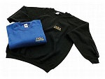 Толстовка синяя DAIWA Team Daiwa Sweatshirt Blue размер -  XL / SSBL-XL