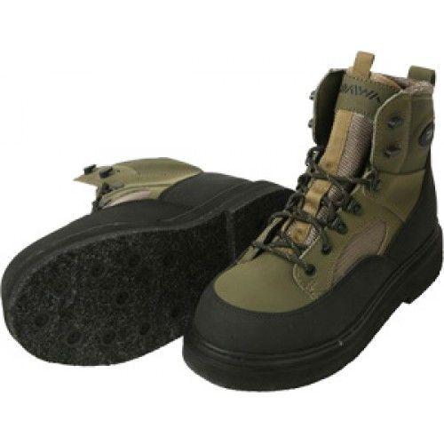 Ботинки для вейдерсов на войлочной подошве DAIWA Wading Shoes / DWB-12