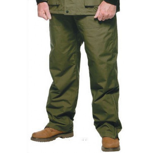 Брюки непромокаемые DAIWA Wilderness Overtrousers размер XL (52-54) / WO-XL