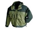 Куртка забродная непромокаемая DAIWA Wilderness Wading Jacket - размер L (50) / WWJ-L