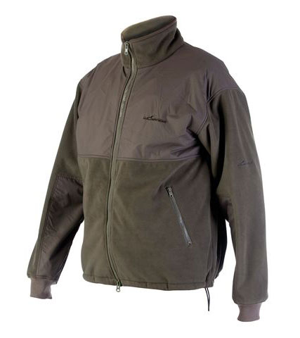 Ветровка флис DAIWA Wilderness XT Fleece размер XL (52-54) / WDXTF-XL