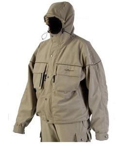 Куртка забродная непромокаемая дышащая DAIWA Wilderness XT Wading Jacket - размер L (50) / WDXTWJ-L