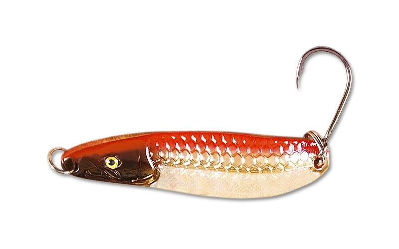 Блесна колеблющаяся DAIWA Wise Masau 22/ Abalone GR (1828)