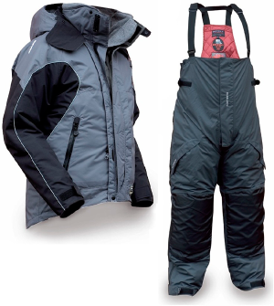 Костюм Shimano Dryshield XT Winter (RUS) Серый /S