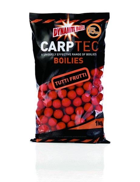 Бойлы плавающие Dynamite Baits 20 мм Сarp tec Tutti Frutti 1 кг