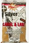Прикормка Dynamite Baits 1 кг Silver X карповая