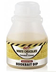 Ликвид Dynamite Baits 200 мл White Chocolate & Coconut Cream