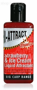 Ликвид Dynamite Baits 250 мл Strawberry Ice-Cream
