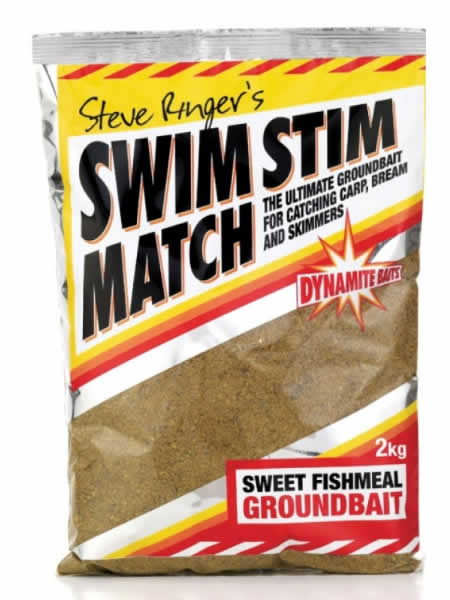 Прикормка Dynamite Baits 2 кг Swim StimFishmeal