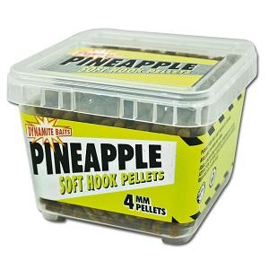 Мягкий пелетс Dynamite Baits 500 гр Pineapple 4 мм