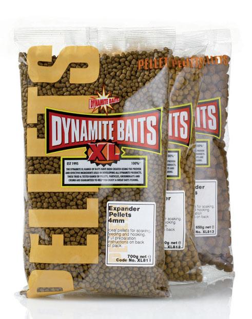 Пелетс Dynamite Baits 900 гр Expander 6 мм. плавающий