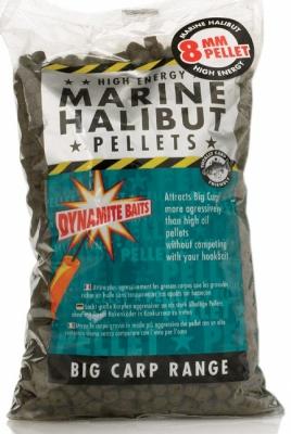 Пелетс Dynamite Baits 900 гр Marine Halibut 14 мм